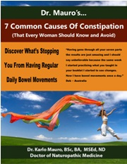 constipation relief remedies